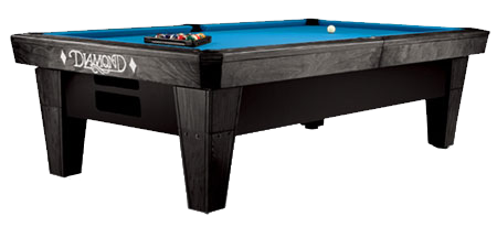Diamond Billiard Products Inc - 9ft diamond pool table