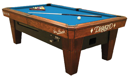 Diamond Billiard Products Inc - Panther pool table