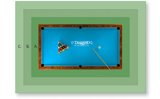 Wonderful Diamond Billiard Products